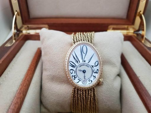 Breguet Reine de Naples Automatic Ladies Ladies Watch, pre-owned 8918BA/58/J39 3
