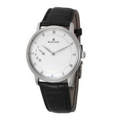 Blancpain Villeret Ultra Slim 40mm White Gold Men's Watch pre-owned.4040-1542-55