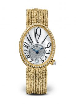 Breguet Reine de Naples Automatic Ladies Ladies Watch pre-owned.8918BA/58/J39