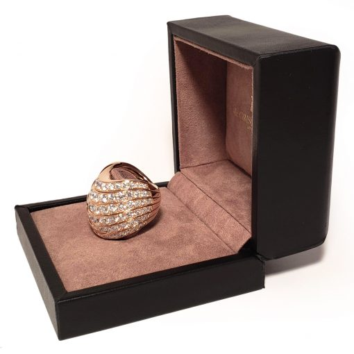 De Grisogono Zebra Ring With Rose Gold And Diamonds, 53901/04 4