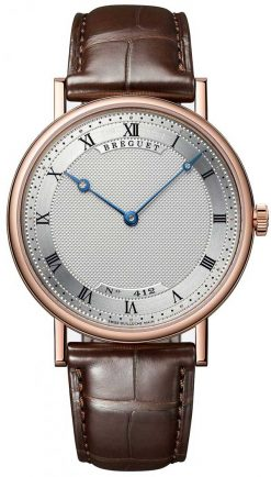 Brequet Classique 5157 18K Rose Gold Men's Watch 5157BR/11/9V6