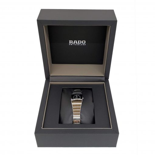 Rado Sintra Jubile Platinum Color Unisex Quartz Watch, 01.318.0780.3.015 11