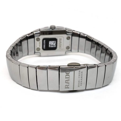 Rado Sintra Jubile Platinum Color Unisex Quartz Watch, 01.318.0780.3.015 8