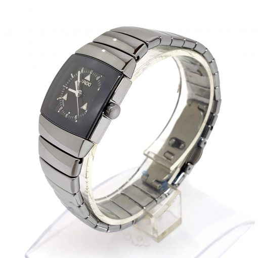Rado Sintra Jubile Platinum Color Unisex Quartz Watch, 01.318.0780.3.015 4