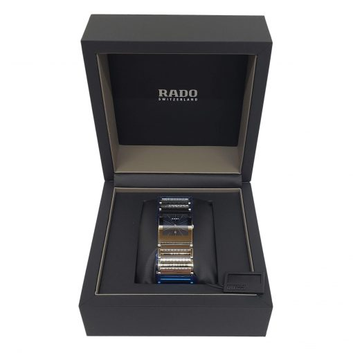 Rado Integral Stainless Steel Quartz Unisex Casual Watch, 01.152.0745.3.020 4