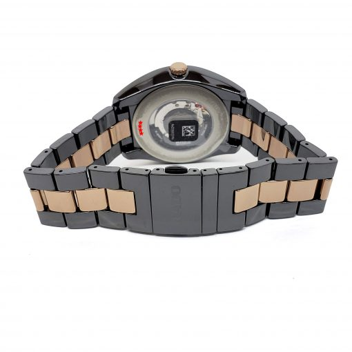 Rado Specchio Ceramos Two-Tone Automatic Unisex Watch, 01.629.0506.3.015 9