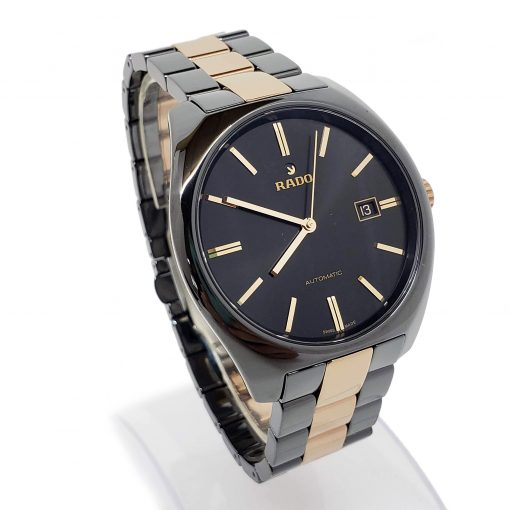 Rado Specchio Ceramos Two-Tone Automatic Unisex Watch, 01.629.0506.3.015 6