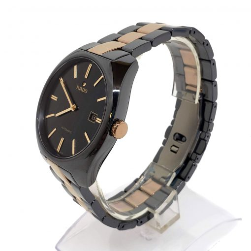 Rado Specchio Ceramos Two-Tone Automatic Unisex Watch, 01.629.0506.3.015 5