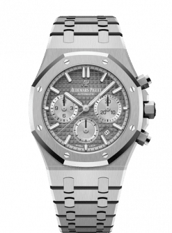 Audemars Piguet Royal Oak Chronograph Stainless Steel Men's Watch 26315ST.OO.1256ST.02