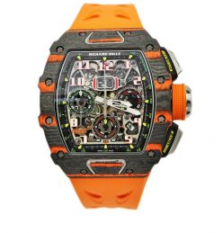 Richard Mille McLaren Automatic Flyback Chronograph Watch RM11-03