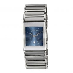 Rado Integral Stainless Steel Quartz Unisex Casual Watch 01.152.0745.3.020