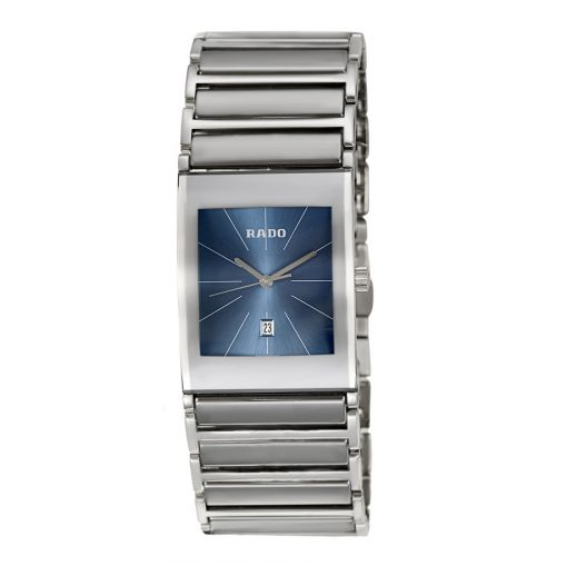 Rado Integral Stainless Steel Quartz Unisex Casual Watch, 01.152.0745.3.020
