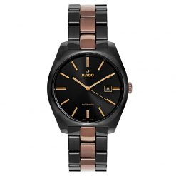Rado Specchio Ceramos Two-Tone Automatic Unisex Watch 01.629.0506.3.015