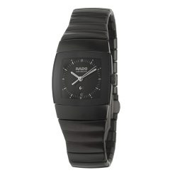 Rado Sintra M Black Ceramic Automatic Unisex Watch 01.557.0884.3.018