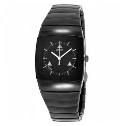 Rado Sintra Jubile Black Quartz Unisex Watch 01.152.0767.3.015