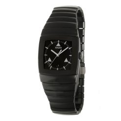 Rado Sintra Jubile Black Quartz Unisex Watch 01.129.0766.3.015