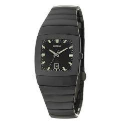 Rado Sintra Black Quartz Unisex Watch 01.152.0725.3.015