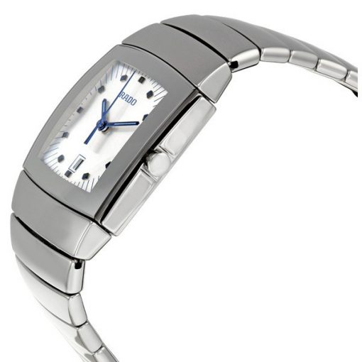 Sintra Silver Dial Platinum Color Ceramic Quartz Unisex Watch, 01.152.0721.3.010 2