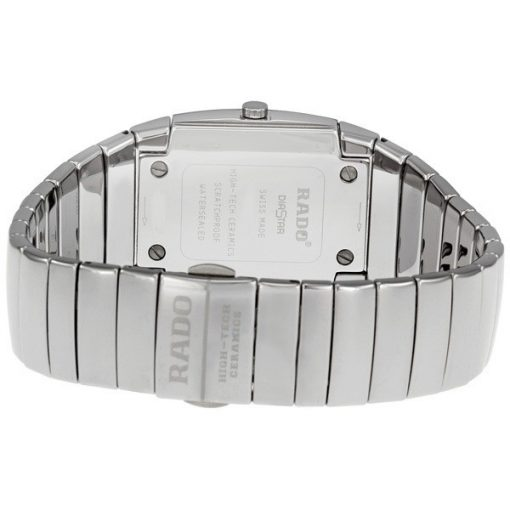 Sintra Silver Dial Platinum Color Ceramic Quartz Unisex Watch, 01.152.0721.3.010 3