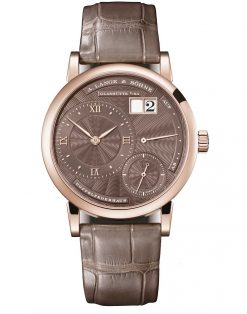 A. Lange & Sohne Little Lange 1 18K Pink Gold Ladies Watch 181.037