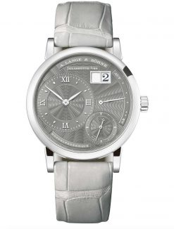 A. Lange & Sohne Little Lange 1 18K White Gold Ladies Watch 181.038