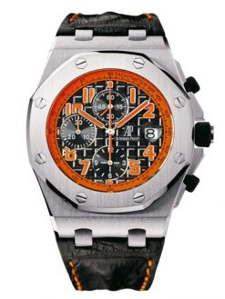 Audemars Piguet Royal Oak Offshore Chronograph Volcano Model Stainless Steel Men's Watch Preowned-26170ST.OO.D101CR.01