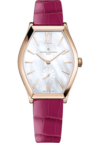 Vacheron Constantin Malte 18K 5N Pink Gold Ladies Watch, 81015/000R-B282