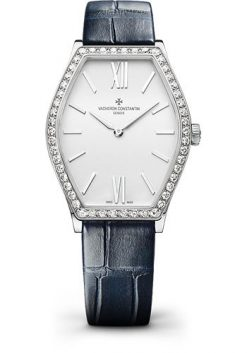 Vacheron Constantin Malte 18K White Gold & Diamonds Ladies Watch 25530/000G-9741