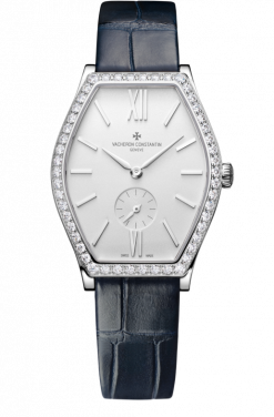 Vacheron Constantin Malte 18K White Gold & Diamonds Ladies Watch 81515/000G-9891