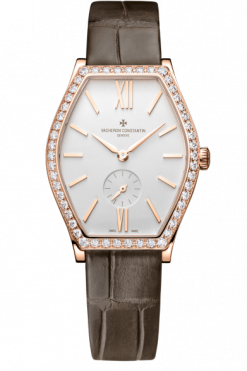 Vacheron Constantin Malte 18K 5N Pink Gold & Diamonds Ladies Watch 81515/000R-9892
