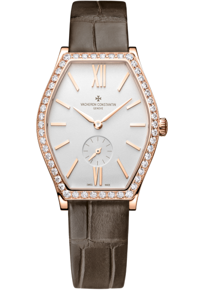 Vacheron Constantin Malte 18K 5N Pink Gold & Diamonds Ladies Watch, 81515/000R-9892