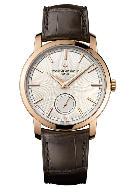 Vacheron Constantin Traditionnelle Complete Calendar Boutique Exclusivity 18K 5N Pink Gold Men's Watch, 82172/000R-9888