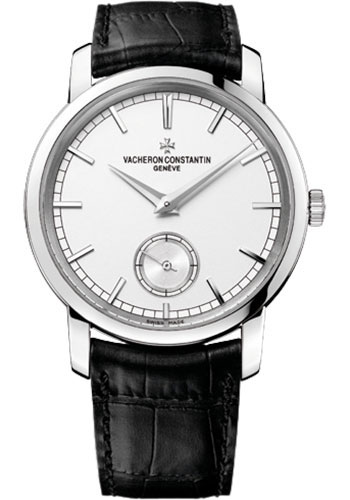 Vacheron Constantin Traditionnelle Complete Calendar 18K White Gold Men's Watch, 82172/000G-9383
