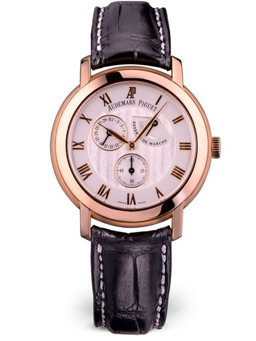 Audemars Piguet Jules Audemars Manual Wind 18K Rose Gold Unisex Watch, preowned.25955OR.OO.D002CR.01