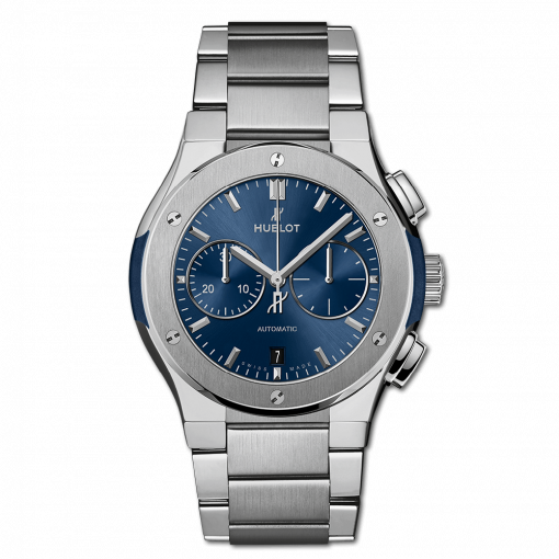 Hublot Classic Fusion Chronograph Titanium Men's Watch, 540.NX.7170.NX