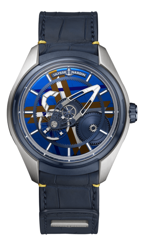 Ulysse Nardin Freak X Titanium Limited Edition Men's Watch, 2303-270LE/03-MARQ