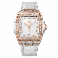 Hublot Spirit Of Big Bang 18K King Gold & Diamonds Men's Watch 665.OE.2080.LR.1604