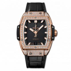 Hublot Spirit Of Big Bang 18K King Gold & Diamonds Men's Watch 665.OX.1180.LR.1604
