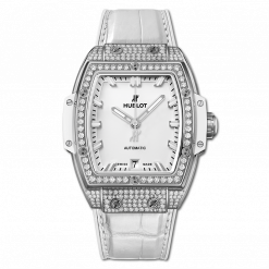 Hublot Spirit Of Big Bang Titanium & Diamonds Men's Watch 665.NE.2010.LR.1604