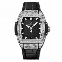 Hublot Spirit Of Big Bang Titanium & Diamonds Men's Watch 665.NX.1170.LR.1604