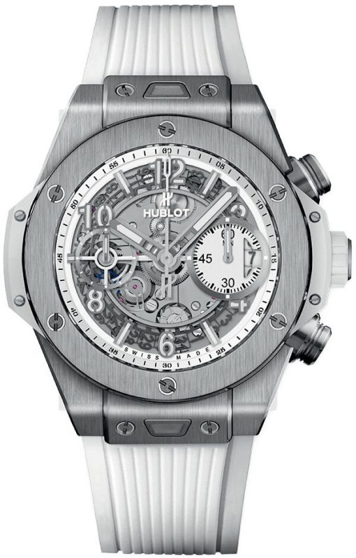 Hublot Big Bang Unico Titanium Men`s Watch, 441.NE.2010.RW