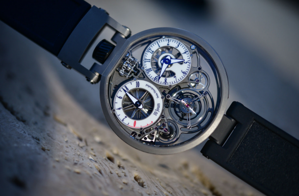 Bovet by Pininfarina Collection and Bovet Fleuirer Collection