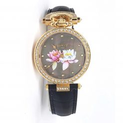 "Bovet Amadeo Fleurier ""Water Lily"" Rose Gold 39mm Lady's Watch AF39013-SD123-LT01"