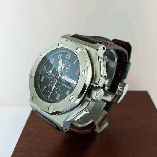 Audemars Piguet Royal Oak Offshore Shaquille O'Neal Chronograph Stainless Steel Men's Watch, 26133st.oo.a101cr.01 9