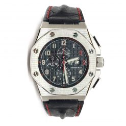 Audemars Piguet Royal Oak Offshore Shaquille O'Neal Chronograph Stainless Steel Men's Watch 26133st.oo.a101cr.01