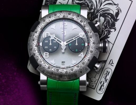 RJ 'DC Comics Villains' Joker & Two-Face ARRAW Watches