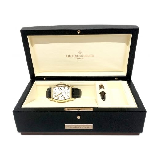 Vacheron Constantin Royal Eagle Day & Date Yellow Gold Men`s Watch, Preowned 42008/000J 4