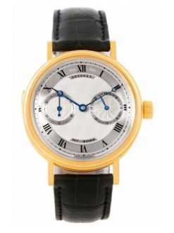 Breguet Classique Minute Repeater 18K Yellow Gold Men`s Watch preowned-3637BA/12/986