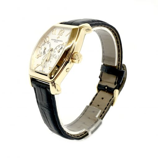 Vacheron Constantin Royal Eagle Day & Date Yellow Gold Men`s Watch, Preowned 42008/000J 2