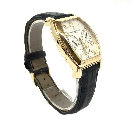 Vacheron Constantin Royal Eagle Day & Date Yellow Gold Men`s Watch, Preowned 42008/000J 3